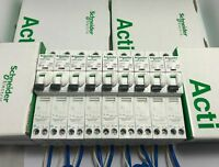 Schneider Merlin Gerin Acti 9 iC60H RCBO 6A 10A 16A 20A 25A 32A 40A 45A Amp B C