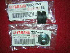 Yamaha TZ250 00-10 Tank Grommet and Collar. Genuine Yamaha. New (26d)