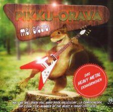 Pikku-Orava Mei siedie  [CD]