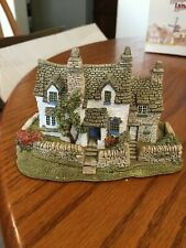 """Lilliput Lane """"Puffin Row""""  1992 English Collection South West"""