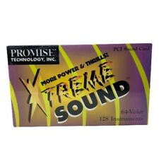 Promise Technology Xtreme Sound PCI Sound Card