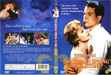 The Roman Spring Of Mrs. Stone (1961) - Jose Quintero, Vivien Leigh   DVD NEW