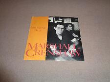 "Marshall Crenshaw - Little Wild One (No. 5) - WB 7"" Vinyl 45 - PS - 1985 - NM"