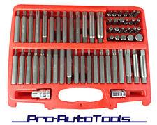 58 pcs Star/HEX/Spline/Ribe Power Bit Metric Socket Set