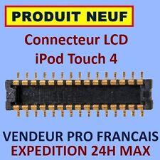 ✖ PRISE CONNECTEUR FPC NAPPE ECRAN LCD IPOD TOUCH 4 4G ✖ NEUF EXPÉDITION 24H ✖