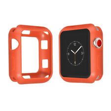 Soft TPU Case Bumper Frame Cover Protector For Apple Watch 5 4 321 38/42/40/44mm
