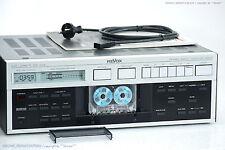ReVoX/STUDER B215 mkII HighEnd Cassette Deck 1A-Zustand!! Revidiert+1J.Garantie!