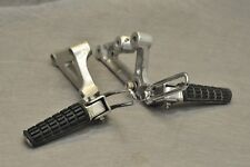 1982 Honda CX500 Turbo CX500T CX500TC Rear Foot Pegs Buddy Rest Left Right