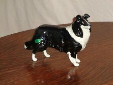 Beswick Collie Dog - LadyBird - Porcelain