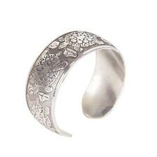 new Tibetan Tibet Turtle cuff bracelet bangle Tribal Silver plated UK sell #35