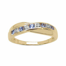 Anniversary Yellow Gold Fine Rings