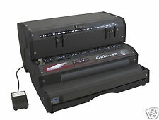 Akiles Coilmac Ex41 Coil Binding Machine Amp Electric Punch Amp Inserter 41 New