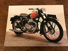 1949 Ariel Square 4 1000cc National Motorcycle Museum Postcard