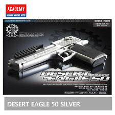 NEW ACADEMY Desert Eagle 50 Airsoft Pistol BB Gun 6mm Hand Grips 20mm Rail ABS