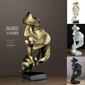 Charakter Skulptur Figur Geschenk Deko Statue Haushalt Restaurant Dekoration