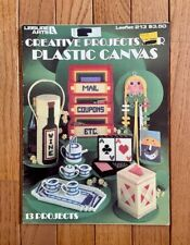 Creative Projects for Plastic Canvas - 1982