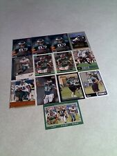 *****L.J. Smith*****  Lot of 13 cards.....10 DIFFERENT  / Football