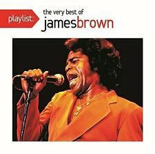 Playlist: The Very Best Of James Brown - James Brown (2015, CD NEUF)