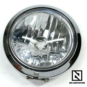 Genuine Harley OEM 97-21 Touring Passing Frenched Highway Fog Lamp Light