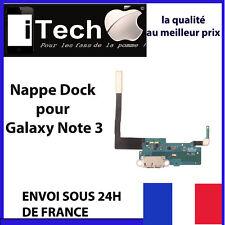 SAMSUNG GALAXY NOTE 3 N9005 NAPPE FLEX DOCK CONNECTEUR DE CHARGE + MICROPHONE