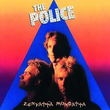 The Police - Zenyatta Mondatta  (New  cd + Bonus  Video Track)  Sting