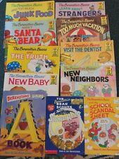 Berenstain Bears Collec,lot of 11 books class, teacher,
