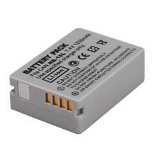 1200mAh NB-10L Li-ion Battery for Canon G16 SX40HS SX50HS SX60HS SX40 SX50 Cam