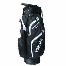 New Solaris Premier 2.0 Golf Cart Bag - 14 WAY TOP & FRONT COOLER POUCH