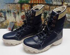 Y-3 Adidas Yohji Yamamoto GSG 3 Navy Boots - Size US 7