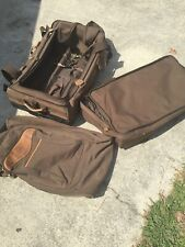 3 Piece Cabela's Outback Series Wheeled Load out Luggage/Equipment Bag