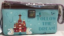 Nwt*Dooney & Bourke*Disney Parks*Nutcracker* Lg Slim Wristlet 18321L S177