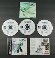 Final Fantasy VII (PlayStation 1, 1997) - Complete No Case
