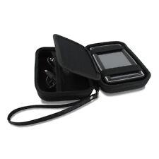 Navi Nylon Hardcase Tasche 2 Fächer für TomTom START 60 Schutzhülle Case schwarz