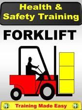 UK 2017 Forklift Lift Truck Pallet Health & Safety Student Training Made Easy