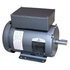 BALDOR 2 HP SINGLE PHASE REPLACEMENT LATHE MOTOR METRIC IEC 90S 90L MADE IN USA!