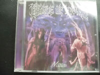 CRADLE  OF  FILTH   -   MIDIAN   ,   CD  2006 ,   BLACK   METAL  ,    NEU &  OVP