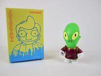 Kidrobot Futurama Universe X Kif Vinyl Mini-Figure Rarity 2/24