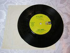 Patti Roberts Amazing Grace Lexicon Music Waco Texas Light Lable 45 record