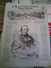 L'illustration n°1039 24 janv 1863 horace vernet lord eliott rade pirée mexique