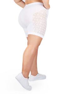 Plus-Size Anti-Chafing Slip-Shorts Knickers Thigh-Rub UK Size 8-28 XXL *SALE*