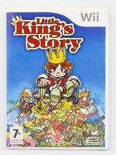 LITTLE KING'S STORY - NINTENDO WII - PAL ESPAÑA - THE KING KINGS