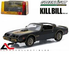 Greenlight 86452 1:43 1979 Pontiac Firebird Trans Am Kill Bill Vol 2