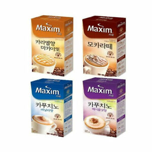[MAXIM] Cafe Instant Coffee - 1pack (10pcs) / Free Gift