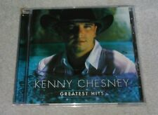 Greatest Hits by Kenny Chesney CD 2000 BNA She Thinks My Tractor's Sexy Tin Man
