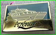 "Pin's Bateau de croisiere Boat "" AZENOR ""  #1051"