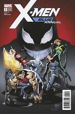 (2018) X-MEN BLUE ANNUAL #1 FERRY 1:25 VARIANT COVER! VENOM CROSSOVER!