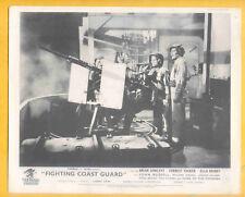 FIGHTING COAST GUARD FOTO PROMOCIONAL (IMPRESA, HUECOGRABADO)  1951
