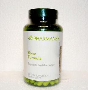 Nu Skin Nuskin Pharmanex Bone Formula 180 capsules Calcium Vitamins Exp 06/2022
