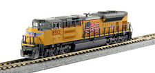 Union Pacific 'Flag' SD70ACe Diesel Locomotive Kato 176-8433 Cab #8512 N-Scale