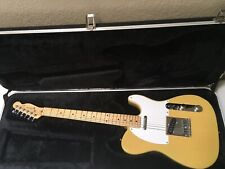 1984-87 Era - Made in Japan - Fender Squier TL-354 Telecaster Yellow Mij